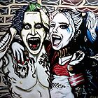 The Joker & Harley Quinn - The Usual Suspects by RudeSaneSkill