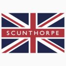 Scunthorpe UK Flag		 by FlagCity