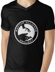 Raptor Alliance Project: White T-Shirt