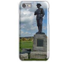 Gettysburg National Park - John Buford Memorial iPhone Case/Skin