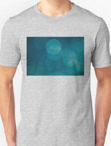 Blue green Unisex T-Shirt