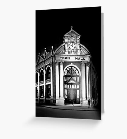 York Town Hall - Western Australia  Greeting Card