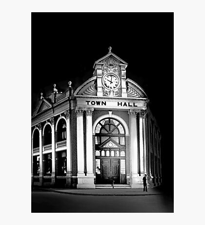 York Town Hall - Western Australia  Photographic Print