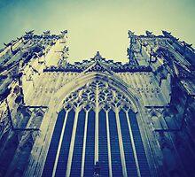 York Minster by Jordan Horner