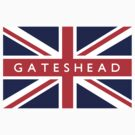 Gateshead UK Flag	 by FlagCity
