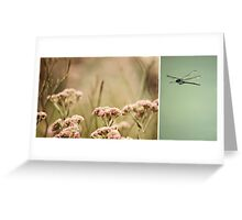 Nature ~ dragonfly Greeting Card