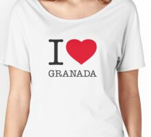 I ♥ GRANADA Women's Relaxed Fit T-Shirt
