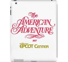 The American Adventure at Epcot Center iPad Case/Skin