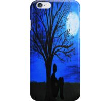 Peaceful night Iphone case  iPhone Case/Skin