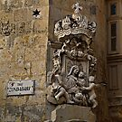 Zondadari Street Corner Shrine -- Rabat Malta by Edwin  Catania