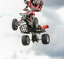 Stunt Rider by Mark Hughes