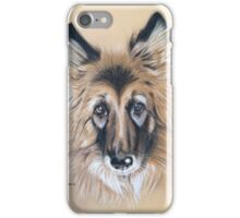 Cara the beautiful German Shepherd iPhone Case/Skin