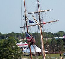 Lynx - Bay City - Tall Ship Celebration (2010) by Francis LaLonde
