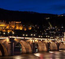 Heidelberg by Johannes Valkama