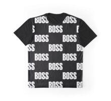 Boss Graphic T-Shirt