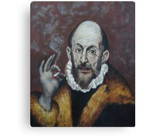 Old Smoke Canvas Print