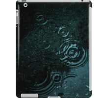 Dark water iPad Case/Skin