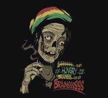 High Zombie by zachattacker