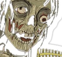 High Zombie Sticker
