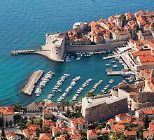 Dubrovnik by Artur Bogacki