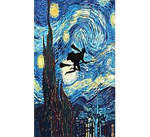 Harry Potter The Starry Night  Photographic Print