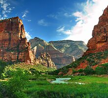 Zion Valley by jul-b