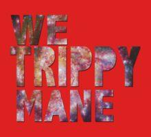 We Trippy Mane Kids Tee