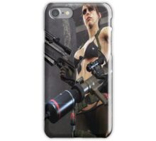 MGSV - Quiet (a quiet escape) iPhone Case/Skin