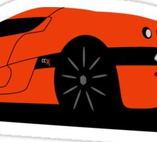 Koenigsegg CCX Sticker