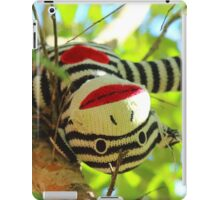 Monkey up a tree iPad Case/Skin