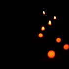 Candles in the black by jul-b