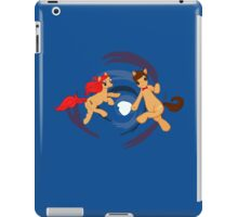 My Little Timelord iPad Case/Skin