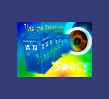 TARDIS Time and Relative Dimension in Space Classic T-Shirt