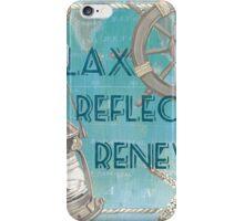Sea and Shore 2 iPhone Case/Skin