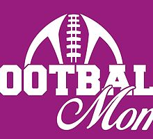 Football Mom  by fashionera