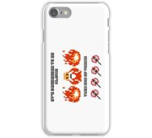 It's dangerous to go alone - take a cleaver! iPhone Case/Skin