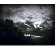Last Light... Photographic Print