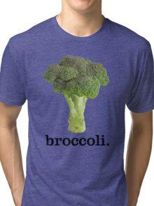 broccoli Tri-blend T-Shirt
