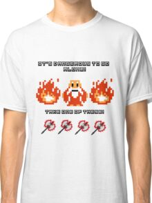 It's dangerous to go alone - take a cleaver! Classic T-Shirt
