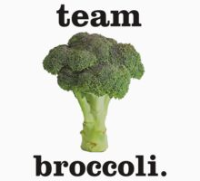 team broccoli by waltervinci