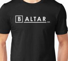 Dr Gaius Baltar x House M.D. Unisex T-Shirt