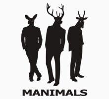 Manimals by pixelman