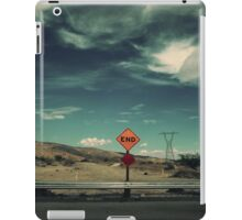 It's the End of the World as We Know It iPad Case iPad Case/Skin