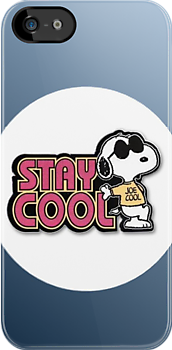 Snoopy Cool by gleviosa