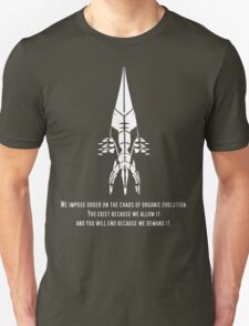 Reaper - Organic Evolution Unisex T-Shirt