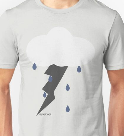 unknown storm Unisex T-Shirt