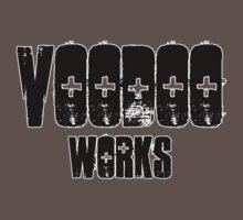 Voodoo works funny black magic tee by Tia Knight