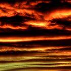 Winter Sunset by dgscotland