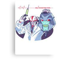 Transformers Prime Reanimator mashup ReAtchetmator Canvas Print