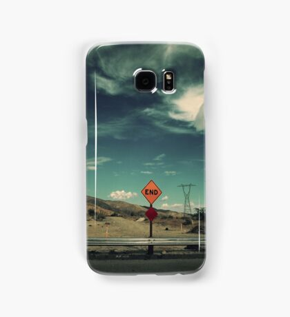 It's the End of the World as We Know It iPhone Case Samsung Galaxy Case/Skin